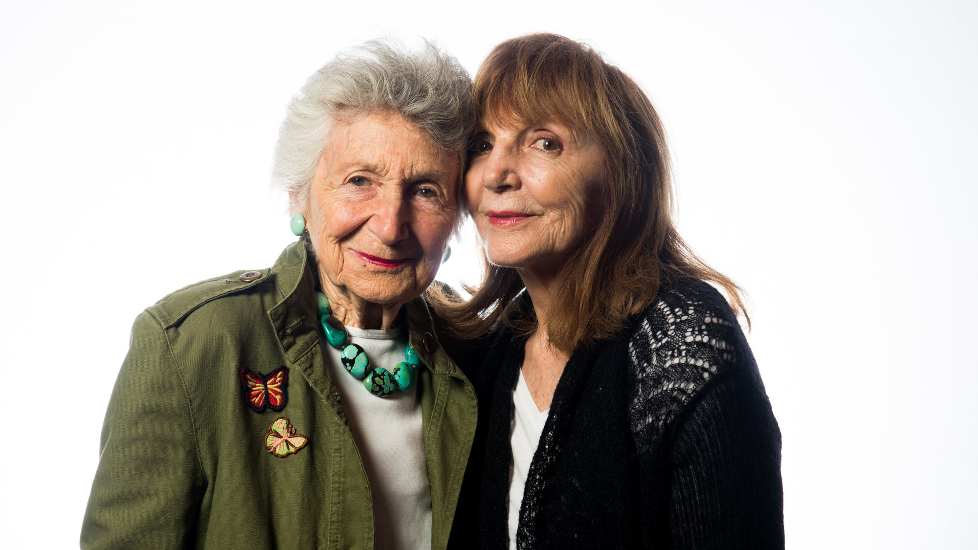 Anne Goursaud and Marcia Nasatir discuss their film A Classy Broad