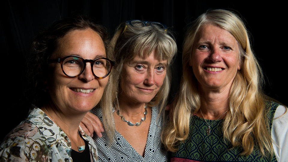 Jannike Ahlund, Kersti Grunditz Brennan, Maud Nycander discuss their film, Citizen Schein